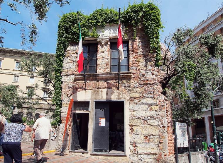 Достопримечательности Генуи: дом Колумба