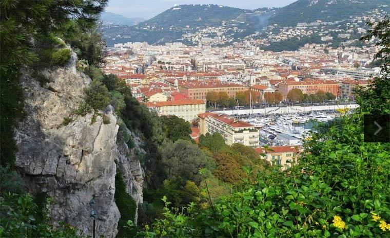 Город Ницца: достопримечательности