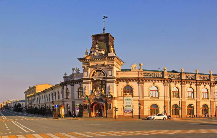 Достопримечательности Республики Татарстан