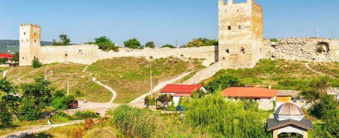 Достопримечательности Феодосии: Генуэзская крепость