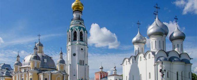 Достопримечательности Вологды: кремль