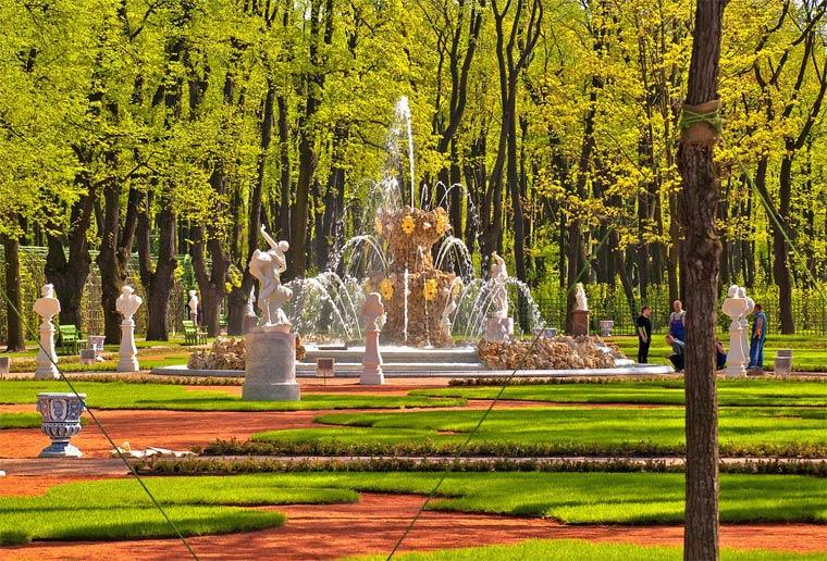 Самые интересные места Санкт-Петербурга