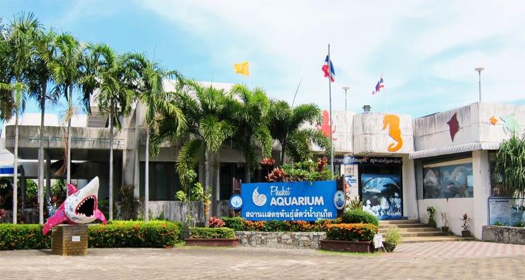 Достопримечательности Пхукета: аквариум