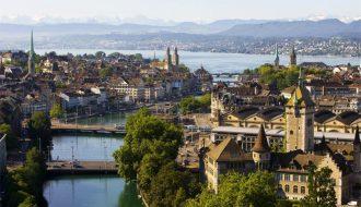 Достопримечательности Цюриха: 12 лучших мест
