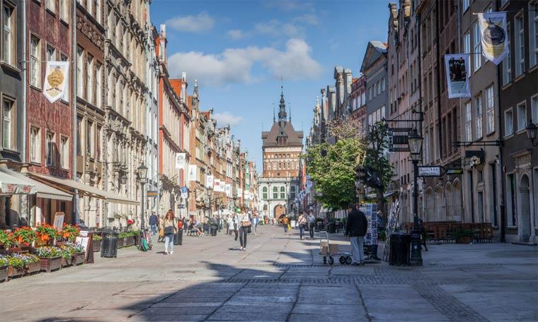 Гданьск: достопримечательности